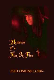 Book Cover-Memoirs of a Nun on Fire