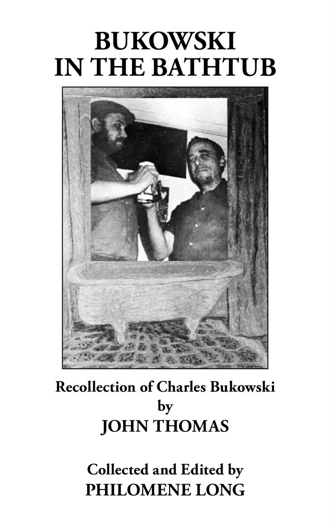 Bukowski In The Bathtub Cover