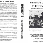The Beats - An Existential Comedy DVD Cover