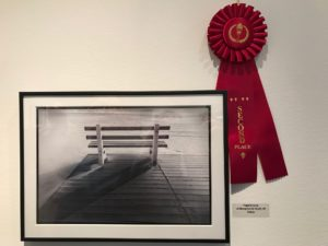 Winner. Second place in Emeritus Photograph Exhibition.